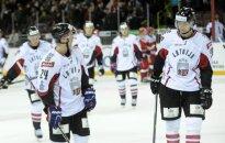 Latvijas hokeja izlase Sočos: ar Ozoliņu, Girgensonu, Vasiļjevu un bez Ņiživija