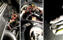 Video: Jelgavas automehāniķis atrāda kārtējo leišu darināto BMW 'tikko no Vācijas'