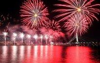 Koncerti, militārā parāde un salūts – Latvijā ar vērienu atzīmēs valsts dzimšanas dienu