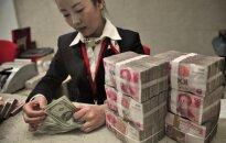 Ķīna ārvalstīm aizdevusi vairāk naudas nekā Pasaules Banka
