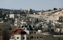 Palestīnieši brīdina ASV neatzīt Jeruzalemi par Izraēlas galvaspilsētu