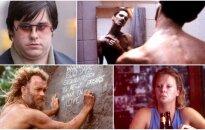 Neprātīga rīšana un badošanās: slavenu aktieru biedējošās svara izmaiņas