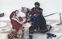 Video: NHL vēsturiskajam slaktiņam uz ledus – 20 gadi
