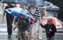 Синоптики: 1 сентября возможны ливни и грозы