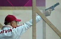 Šāvējs Kuzmins mēģinās kvalificēties savām desmitajām olimpiskajām spēlēm