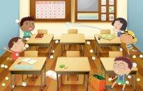 Skolotāju nodēvē par kuci: tiesa skolēna izslēgšanu atzīst par pamatotu