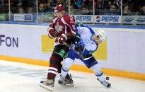Hosa pagarinājumā palīdz Rīgas 'Dinamo' gūt dramatisku uzvaru