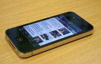 """'Apple iPhone 4' iegūst """"Labākās Mobilās Ierīces"""" balvu 'MWC'"""