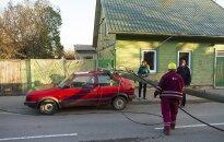 Pēdējo gadu postošākā vētra Latvijā - pamazām atjauno elektrības padevi. Teksta tiešraides arhīvs