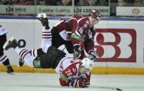 Rīgas 'Dinamo' izstājas no Gagarina kausa izcīņas