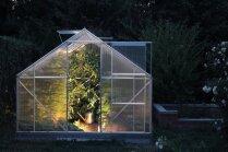 Idejas nošpikošanai: siltumnīcas kā oranžērijas un dārza rotas