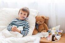 У ребенка грипп: как лечить, чтобы не навредить