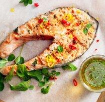 Рыбная наука: запекаем сочного лосося