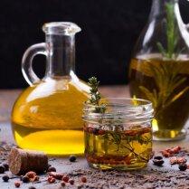 Здоровое питание: самые полезные растительные масла