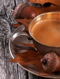 Ozolzīļu kafija