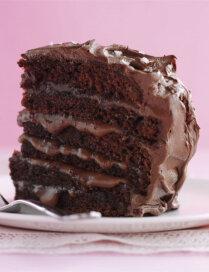 Sāļās karameles un šokolādes torte