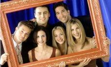 """""""Друзья"""" воссоединятся для съемок в спецэпизоде"""