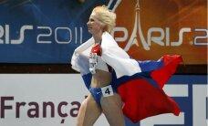 Dopinga shēmas atklājusī krievu vieglatlēte Rio cer startēt kā neatkarīgā vai bēgļu sportiste