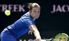Sevastova uzvar Jankoviču un otro reizi karjerā iekļūst WTA turnīru finālā
