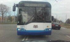 """Очевидец: Автобус """"чешет"""" через две сплошные, создавая аварийную ситуацию"""