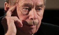 Miris bijušais Čehijas prezidents Vāclavs Havels