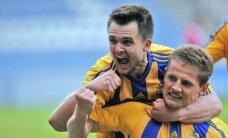 Čempione 'Ventspils' savās mājās uzvar 'Spartaku'