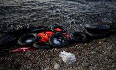 ANO: Kopš 2014.gada Vidusjūrā gājuši bojā vairāk nekā 10 000 migrantu
