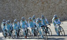 UCI pieprasījusi atņemt Pasaules tūres licenci dopinga māktajai 'Astana' velokomandai
