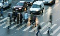 В Риге за сутки сбиты два пешехода: один был пьян