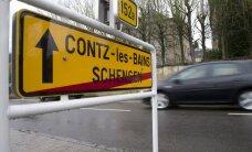 EP deputāti Šengenas glābšanai vienojas par ES ārējo robežu stiprināšanu