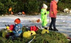 Aculiecinieka foto: 'Pikto putnu' spēles Somijā