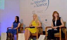 Stipendijas 'Sievietēm zinātnē' pasniedz ķīmiķei un materiālzinātņu un dabaszinātņu pētniecēm