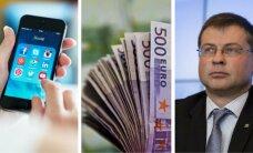 2 февраля. Электронные предатели, подпольные миллионеры, благодарность Домбровскису от Каталонии