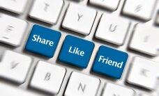 Kontu izveidot sociālajos tīklos bērni ES varēs tikai ar vecāku atļauju