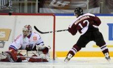 Macijevskis: izbaudu spēlēšanu Latvijas izlasē