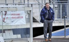 Bijušais 'Jūrmalas' galvenais treneris Kančeļskis: futbolisti aizrāvās ar totalizatoru