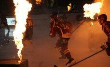 Rīgas 'Dinamo' sezonas pirmo mājas spēļu sēriju noslēdz ar maču pret debitanti 'Soči'