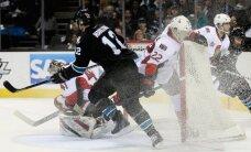 Daugaviņš gūst traumu; 'Senators' sestā uzvara septiņās spēlēs