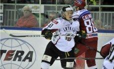 Latvijas hokeja izlase savā laukumā tiekas ar Znaroka un Vītoliņa vadīto Krievijas valstsvienību