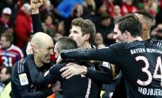 Minhenes 'Bayern' viena mača laikā uzstāda divus bundeslīgas rekordus