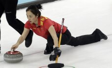 XXII Ziemas olimpisko spēļu rezultāti kērlingā (17.02.2014.)