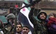 Sīrijas armija uzbrūk nemieru pārņemtajām pilsētām