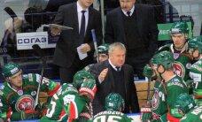 Dārziņa pārstāvētā 'Ak Bars' komanda pieveic Rīgas 'Dinamo' sīvāko konkurenti CSKA