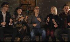 Video: Vokālā grupa 'Framest' aicina uz festivāla 'Eiropas Ziemassvētki' atklāšanas koncertu