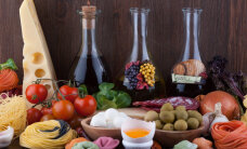 Ēd kā spānis vai itālis un esi vesels jeb Vidusjūras diētas pamatprincipi