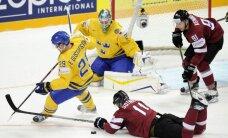 Zviedrijas izlases vārtsargs: Latvijai ir laba komanda