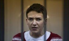 Ukrainas ārstiem beidzot ļauts apraudzīt Savčenko
