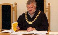 Bijušais tiesnesis Strazds pārsūdz spriedumu par piespriesto cietumsodu