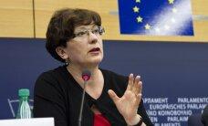 Neviena Eiropas valsts nevar norobežoties no bēgļu jautājuma, uzsver Kalniete