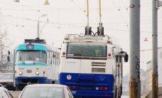 Водителей на улице Бривибас ожидают еще большие пробки